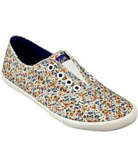 Guess Tenisky Tucci Printed Slip-On White Multi