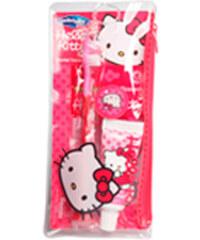 VitalCare Dentální cestovní sada Hello Kitty