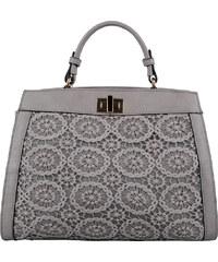 Bulaggi Elegantní kabelka Light Grey 29813-18