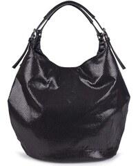 Le-Sands Elegantní černá business kabelka 2890-1