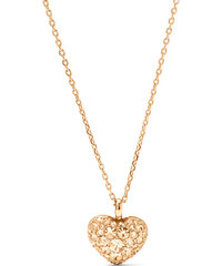 Fossil Romantický náhrdelník srdce JF01156791