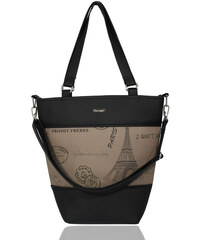 Dara bags Kabelka Basic Basket No. 79 Luxury