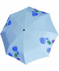 Doppler Dámský skládací mechanický deštník Spring Havana 7441465SG03