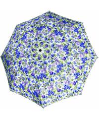 Doppler Dámský holový vystřelovací deštník Lavender Holzstock AC 73665L01