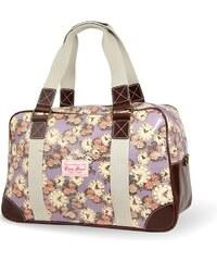 Candy Flowers Stylová kabelka s hodinami 4247-225