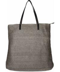 Invuu London Slaměná taška Grey 15B0101-2