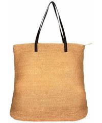 Invuu London Slaměná taška Natural 15B0101-3
