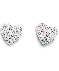 Oliver Weber Náušnice Lucky Heart 22415R