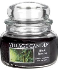 Village Candle Vonná svíčka ve skle Bambus (Black Bamboo) 312 g