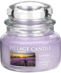 Village Candle Vonná svíčka ve skle Levandule (Lavender) 312 g