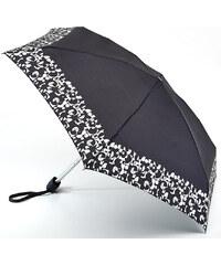 Fulton Dámský skládací deštník Tiny 2 Monochrome Mosaic L501