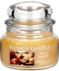 Village Candle Vonná svíčka ve skle Jablečný koláč (Warm Apple Pie) 312 g