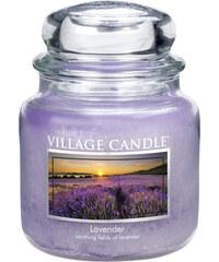 Village Candle Vonná svíčka ve skle Levandule (Lavender) 454 g