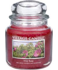 Village Candle Vonná svíčka Divoká růže (Wild Rose) 454 g