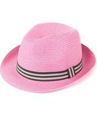 Art of Polo Letní klobouk - růžový cz13007.6