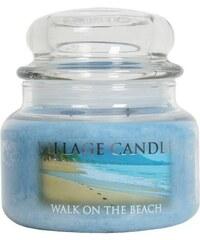 Village Candle Vonná svíčka ve skle Procházka po pláži (Walk On the Beach) 312 g