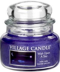 Village Candle Vonná svíčka ve skle Padající hvězda (Wish Upon a Star) 312 g