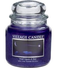 Village Candle Vonná svíčka ve skle Padající hvězda (Wish Upon a Star) 454 g