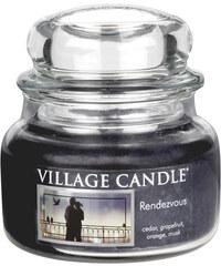 Village Candle Vonná svíčka ve skle Rande (Rendezvous) 312 g