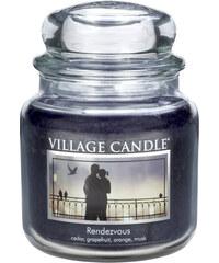 Village Candle Vonná svíčka ve skle Rande (Rendezvous) 454 g