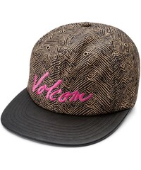 Volcom Kšiltovka Far City Hat Black E5511503-BLK