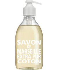 Compagnie de Provence Tekuté mýdlo Květ Bavlníku (Cotton flower) 300 ml