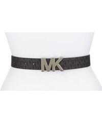 Michael Kors Dámský opasek Logo Panel Belt Black