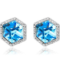 Vicca® Náušnice Cubic Blue OI_440241_blue