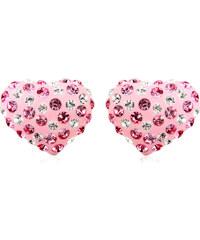 Vicca® Náušnice Sweet Heart Pink OI_408001_pink