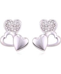 Vicca® Náušnice Triple Heart OI_406042