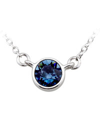 Vicca® Náhrdelník Annie Silvery Dark Blue OI_141031_darkblue