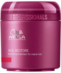 Wella Professional Intenzivní maska proti stárnutí vlasů Age Restore (Restoring Treatment For Coarsed Hair) 150 ml