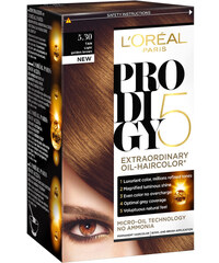 Loreal Paris Olejová barva na vlasy Prodigy 5 - SLEVA - poškozená krabička