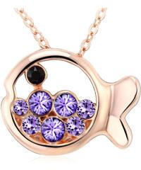 Vicca® Náhrdelník Purple Fish OI_108002