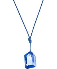 Preciosa Náhrdelník Jamie Light Sapphire 7167 58