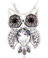 Vicca® Náhrdelník Owl Silvery OI_140901_silvery
