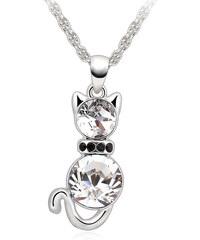 Vicca® Náhrdelník Kitty Crystal OI_140253_crystal