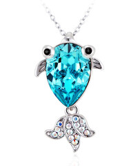 Vicca® Náhrdelník Lychee Sea Blue OI_106002_lightblue