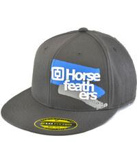 Horsefeathers Kšiltovka Method Gray AA714A