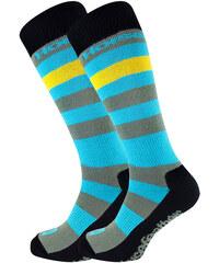 Horsefeathers Ponožky Fellas Blue AA808B