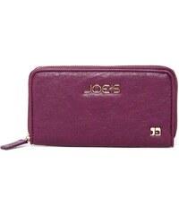 Joe´s Jeans Elegantní peněženka Autograph Perforated Wallet Purple
