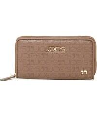 Joe´s Jeans Elegantní peněženka Autograph Perforated Wallet Taupe