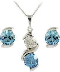 MHM Souprava šperků Sisi Aquamarine 34176