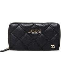 Joe´s Jeans Elegantní peněženka Diamond Quilt Wallet Black