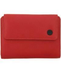 Funstorm Kožená peněženka Minole Red AU-05615-24