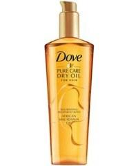 Dove Suchý olej pro všechny typy vlasů Pure Care Dry Oil 100 ml