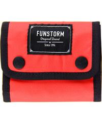 Funstorm Pánská peněženka Lawnel Red AU-05617-24