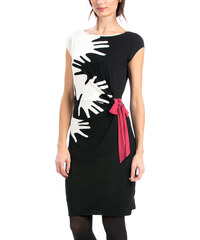 Desigual Dámské šaty Carpato Negro 56V21A8 2000