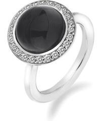 Hot Diamonds Prsten Emozioni Laghetto Black ER013