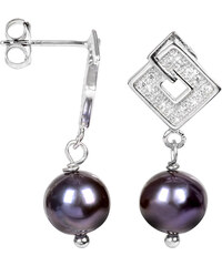 JwL Jewellery Dámské náušnice s perlou JL0079